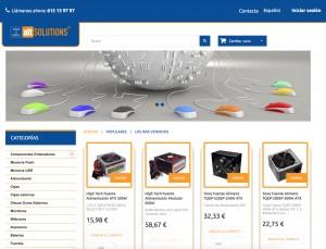 Tienda Online Alt Solutions