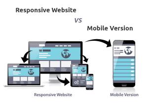 Versión responsive de nuestra web Alt Solutions