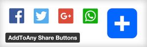 Botones redes compartir contenido Alt Solutions