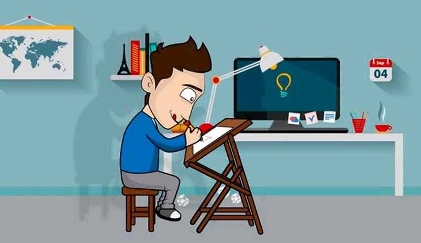 Publicaciones digitales diseño gráfico