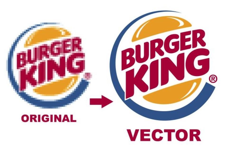 Vector Burguer King