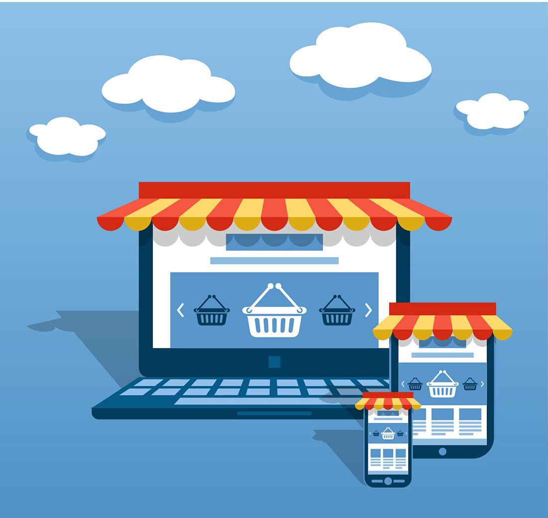 Ventas Online comercios pequeños