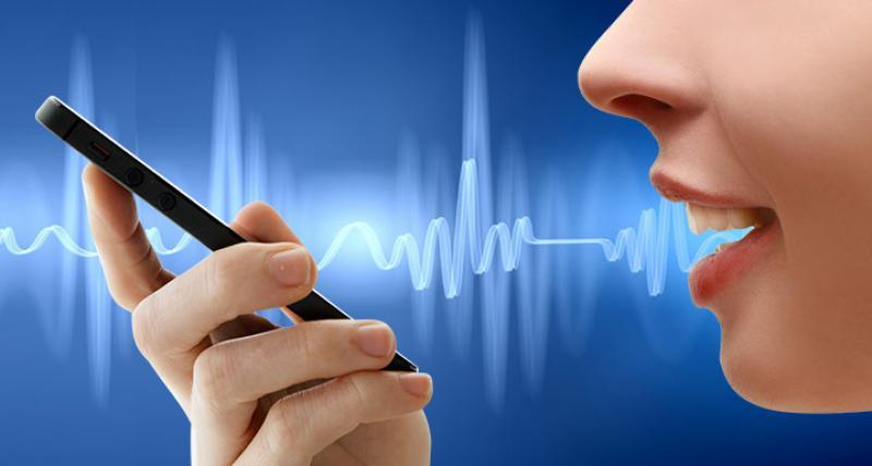 Aplicaciones de voz para web