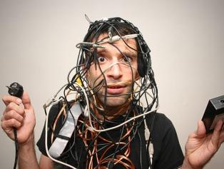 Lío de cables - Alt Solutions