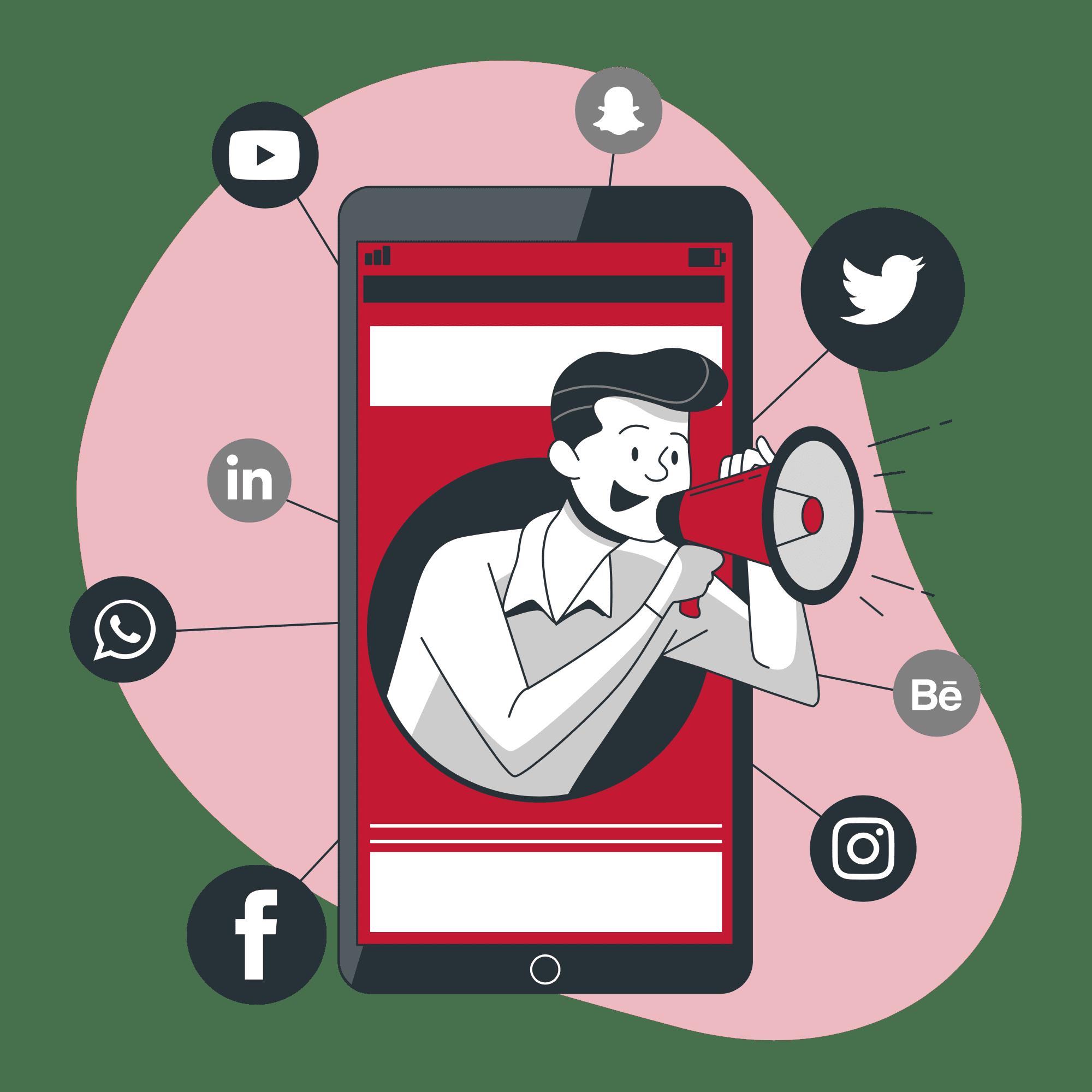 Mis redes sociales favoritas - Alt Solutions Blog