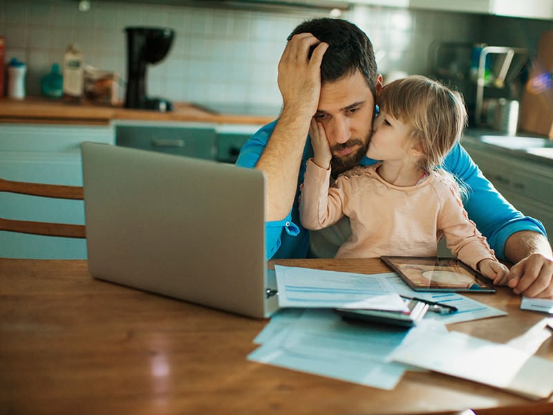 Teletrabajo con niños - Alt Solutions Blog