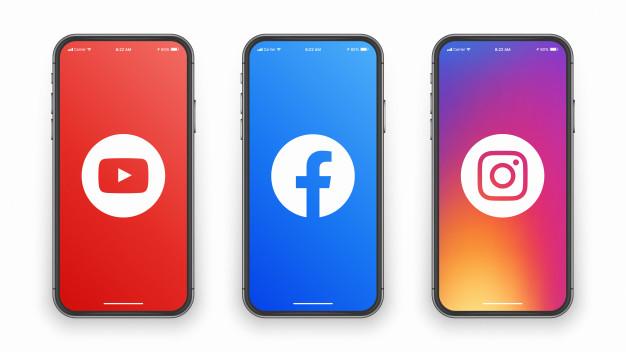 Youtube, Facebook e Instagram - Alt Solutions Blog